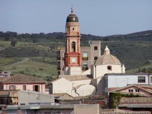 La chiesa parrocchiale di Santa Barbara