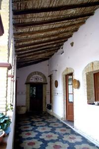 Sa lolla, elemento tipico dell'architettura delle case campidanesi